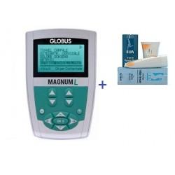 GLOBUS ELETTROSTIMOLATORE MAGNUM L + 1 GLOBUS CREMA RASSODANTE (SPEDIZIONE GRATUITA)