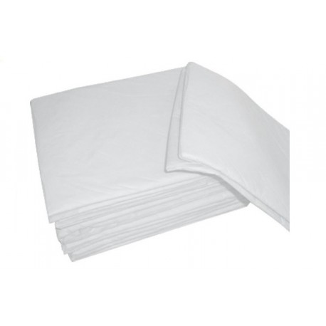 MEDICALS LENZUOLA MONOUSO 140X240 IN TNT BIANCO (CONF. 100 PZ)