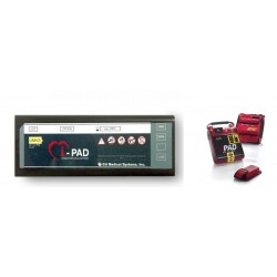 CU MEDICAL SYSTEMS BATTERIA MONOUSO (LI-ION) PER DEFIBRILLATORE I-PAD