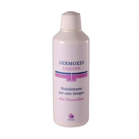 GERMO DISINFETTANTE ALLA CLOREXIDINA GERMOXID 250 ML - (CONF. 12 PZ.)