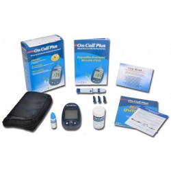 ACON LETTORE DI GLICEMIA ON CALL PLUS - KIT COMPLETO