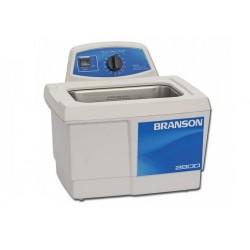 BRANSON PULITRICE AD ULTRASUONI BRANSON 2800 MH - TIMER MECCANICO E RISCALDAMENTO - 2,8 LT