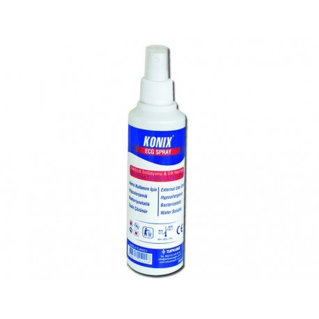 KONIX GEL SPRAY PER ECG FLACONE DA 250ML