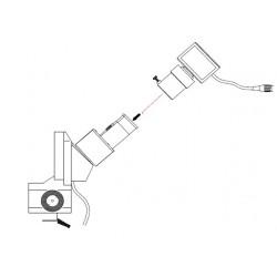 GIMA TELECAMERA DIGITALE DL1 - USB 2.0 PER COLPOSCOPIO COLPY