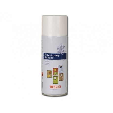 GIMA GHIACCIO SPRAY - FLACONE DA 400 ML