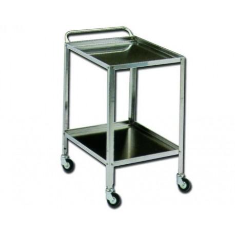 GIMA CARRELLO MEDICAZIONE - PICCOLO - 60X40X81