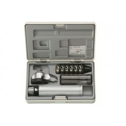 HEINE SET COMPLETO CON OTOSCOPIO DIAGNOSTICO BETA 100