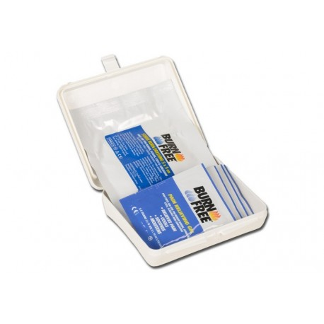 BURNFREE KIT EMERGENZA TASCABILE (GEL + GARZA 5X5CM)