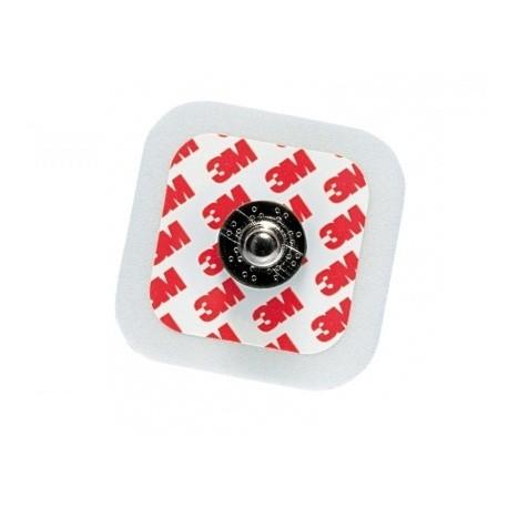 3M ELETTRODI CON SUPPORTO IN FOAM RED DOT 2228 - (CONF. 50 PZ.)