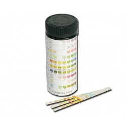 GIMA STRISCE URINE IN FLACONE - 11 PARAMETRI - (CON. 50 PZ.)