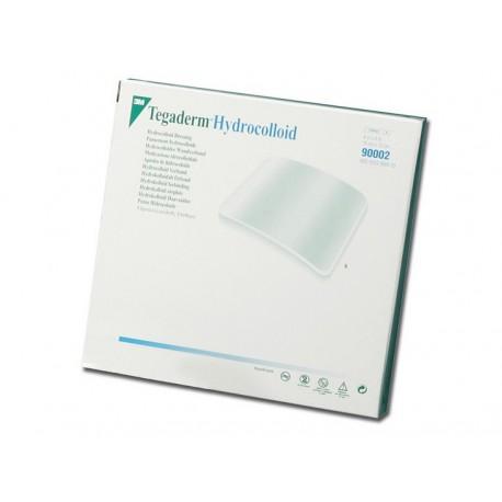 3M TEGADERM HYDROCOLLOID - 10 X 10 CM - QUADRATO - (CONF. 5 PZ.)