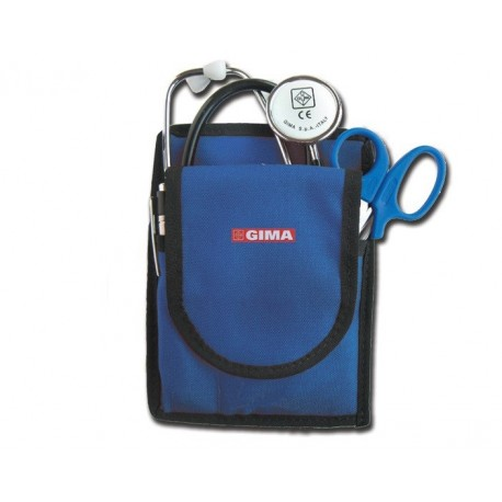 GIMA BORSA MEDICAZIONE - CORDURA - BLU