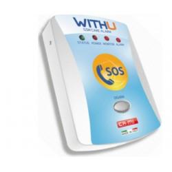 CA-MI SISTEMA ALLARME GSM WITHU