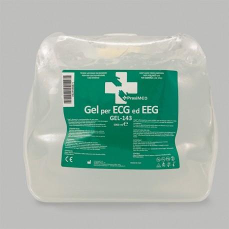 INTERMED GEL PER E.C.G. ED E.E.G. CUBITAINER DA 5000 ML