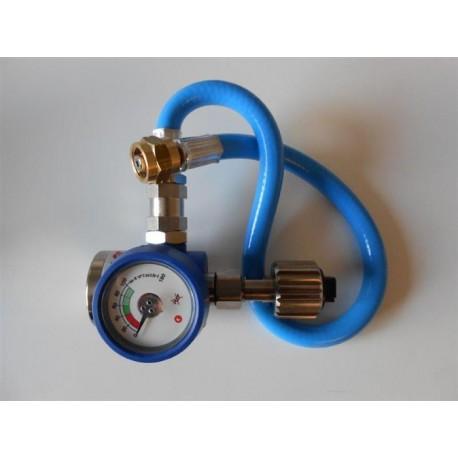 TECNO-GAZ RIDUTTORE PROTOSSIDO DI AZOTO (N2O) PER  MASTER FLUX PLUS