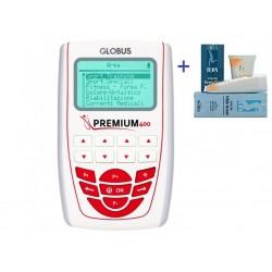 GLOBUS ELETTROSTIMOLATORE PREMIUM 400 + 1 GLOBUS CREMA RASSODANTE (SPEDIZIONE GRATUITA)