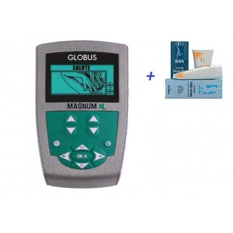 GLOBUS ELETTROSTIMOLATORE MAGNUM XL + 1 GLOBUS CREMA RASSODANTE (SPEDIZIONE GRATUITA)