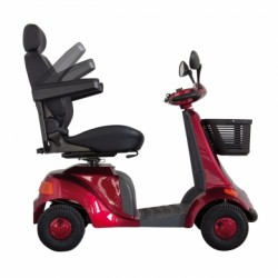 INTERMED SCOOTER ELETTRICO A 4 RUOTE- DUCKY