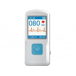 GIMA ECG PALMARE PM10 - CON SOFTWARE E BLUETOOTH