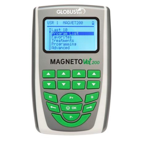 GLOBUS DISPOSITIVO PROFESSIONALE VETERINARIO PER MAGNETOTERAPIA-MAGNETOVET 200