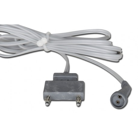 GIMA CAVO BIPOLARE - CONNETTORE US - PER MB120F/200F/200D/240/250/300D/380/400/400D