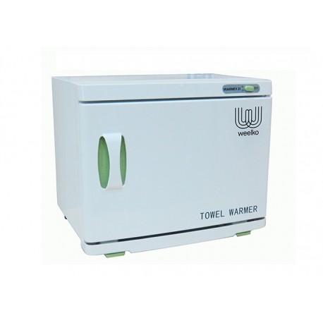 WEELKO SCALDASALVIETTE AD ULTRAVIOLETTI - 70°C - CAPACITA 16 L (WARMEX)