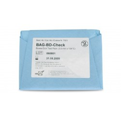 BAG INDICATORE BIOLOGICO BOWIE & DICK (CONF. 30 PZ)