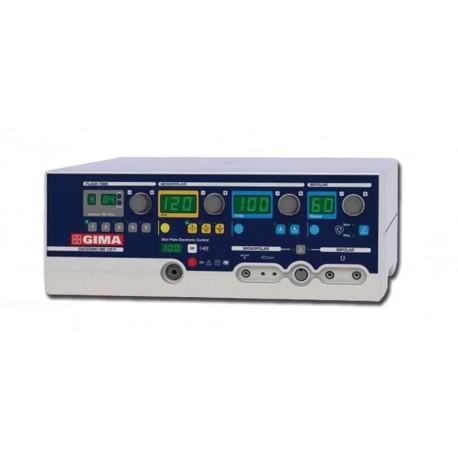 GIMA ELETTROBISTURI DIATERMOCOAGULATORE DIATERMO MB120F MONO/BIPOLARE 120W