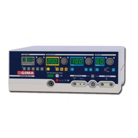 GIMA ELETTROBISTURI DIATERMOCOAGULATORE  DIATERMO MB200 FLASH MONO/BIPOLARE 200W