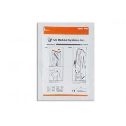 CU MEDICAL SYSTEMS PIASTRE PEDIATRICHE DEFIBRILLATORE I-PAD COPPIA