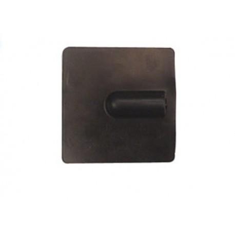 MORETTI ELETTRODI IN SILICONE CONDUTTIVO 45x50MM PER TENS (4 PEZZI)