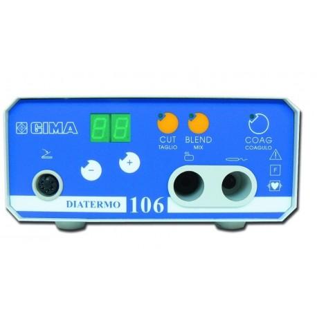 GIMA ELETTROBISTURI DIATERMOCOAGULATORE DIATERMO 106 MONOPOLARE - 50 WATT