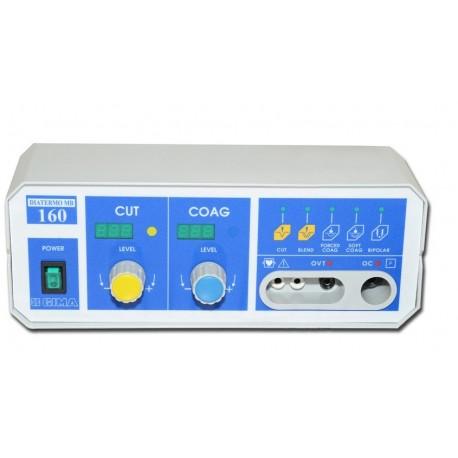 GIMA ELETTROBISTURI DIATERMOCOAGULATORE DIATERMO MB160 MONO/BIPOLARE 160W