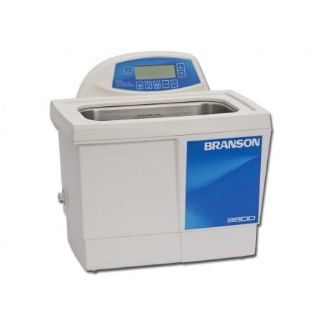 BRANSON PULITRICE AD ULTRASUONI BRANSON 3800 CPXH - TIMER DIGITALE E RISCALDAMENTO - 5,5LT