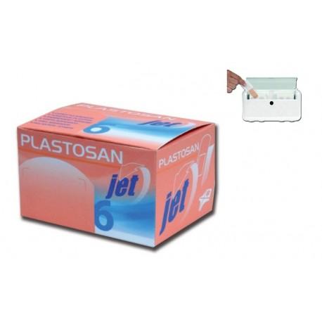 PLASTOSAN RICARICA PER DISPENSER - 42 CEROTTI 19x72MM (6 RICARICHE)