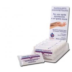 GERMO FAZZOLETTINI DISINFETTANTI GERMOXID FLOPACK CON ESPOSITORE (CONF. 16 PZ)