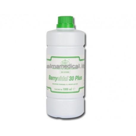 BARRY BARRYCIDAL 30 PLUS GERMICIDA AD AMPIO SPETTRO - 1LT - (CONF. 12 PZ)