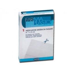 PLASTOD MEDICAZIONE STERILE - 7,2 X 5 CM (CONF. 8 PZ.)
