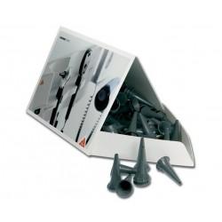 HEINE MINI SPECULUM HEINE ALLSPEC MONOUSO - 2.5MM o 4MM - GRIGIO (CONF. 250 PZ.)