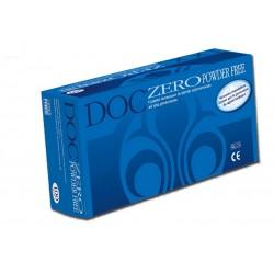 GARDENING GUANTI IN NITRILE - DOC ZERO SENZA POLVERE 3,5 GR (CONF. 100 PZ.)
