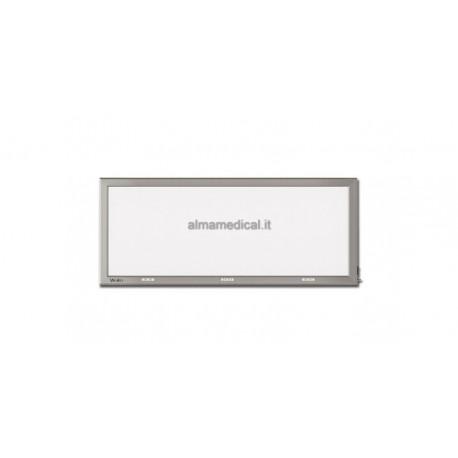 GIMA NEGATIVOSCOPIO ULTRAPIATTO LED - 41x109 cm TRIPLO