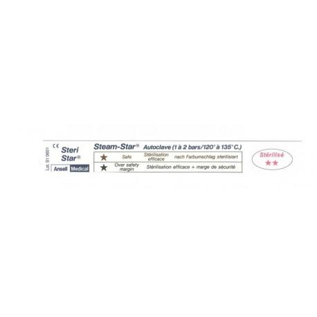 ANSELL MEDICAL TEST PER AUTOCLAVE BIOSER (CONF. 1.000 PZ.)