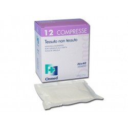 ORMED COMPRESSA STERILE IN TNT 36 X 40 CM (CONF. 12 X 30 PZ.)