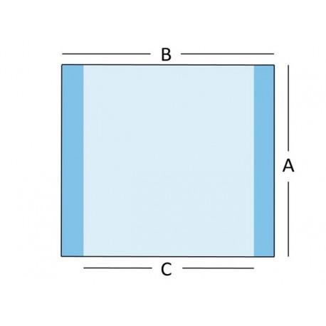 GIMA TELO PER INCISIONE - 40X50 CM - STERILE - (CONF. 50 PZ.)