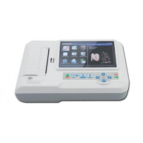CONTEC ELETTROCARDIOGRAFO ECG CONTEC 600G - 3/6 CANALI CON DISPLAY