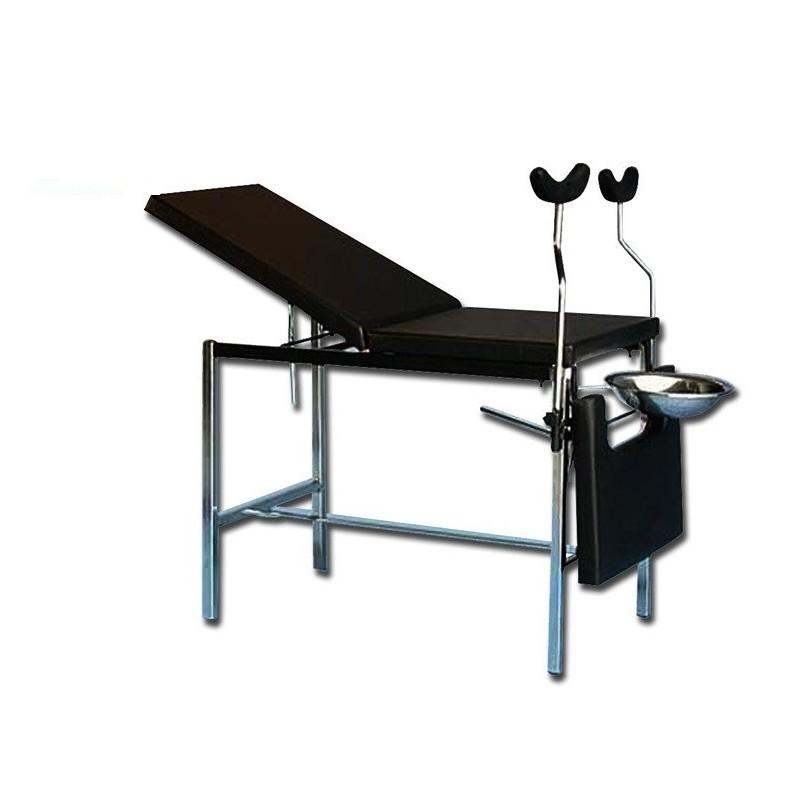 Gima lettino ginecologico standard in acciaio cromato for Arredo sanitario