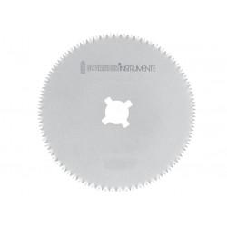 GIMA LAMA DI RICAMBIO PER SEGA GESSI A OSCILLAZIONE SG-600 - 50 O 65 MM