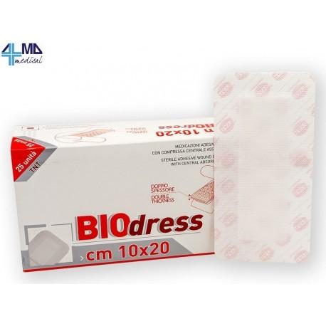 PLASTOD MEDICAZIONE STERILE - 10 X 15 CM (CONF 50 PZ.)
