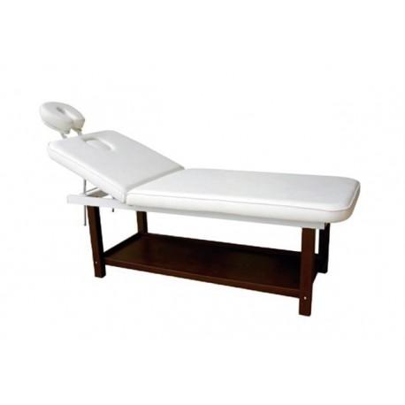 Lettino Massaggio In Legno.Weelko Lettino In Legno Per Massaggi Con Foro Facciale
