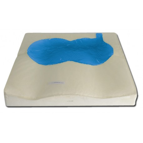 GIMA CUSCINO ANTIDECUBITO GEL AIR 2D 41X41X7,5 cm